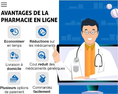 Achat des médicaments sur internet