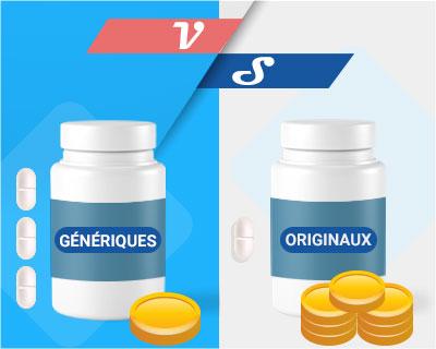Medicaments generique vs originaux