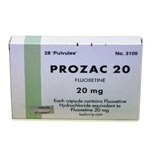 Prozac (fluoxétine)