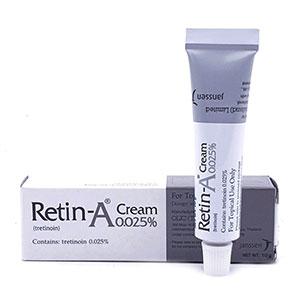 Retin-A (Trétinoïne)