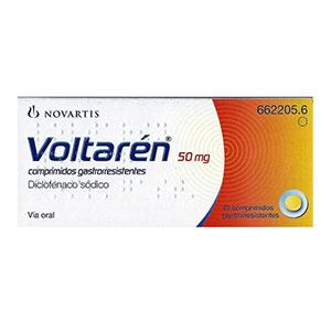Voltarène (diclofénac)